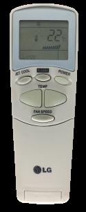 LG 6711A20077N [Conditioner] оригинальный пульт ДУ для кондиционеров - магазин Remote - Фото 1