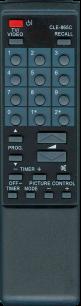 HITACHI CLE-865A [TV] пульт ДУ  для телевизора - магазин Remote - Фото 1