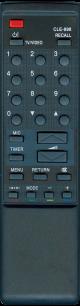 HITACHI CLE-898A [TV] пульт ДУ  для телевизора - магазин Remote - Фото 1