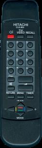 HITACHI CLE-924 [TV] пульт ДУ  для телевизора - магазин Remote - Фото 1
