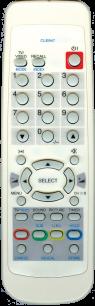 HITACHI CLE-947/942 [TV] пульт ДУ  для телевизора - магазин Remote - Фото 1
