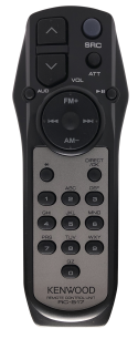 KENWOOD RC-517 [AUTO] оригинальный пульт ДУ для автомагнитол автомобильных TV/DVD систем - магазин Remote - Фото 1