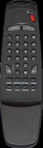 AKIRA F4S028 (26C-4) [TV] пульт ДУ  для телевизора - магазин Remote - Фото 1
