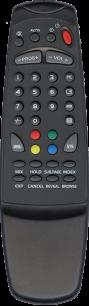 AKIRA 26T-1 [TV] пульт ДУ  для телевизора - магазин Remote - Фото 1
