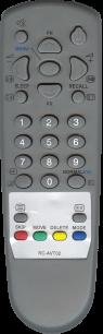 AIWA RC-AVT02 [TV] пульт ДУ  для телевизора - магазин Remote - Фото 1