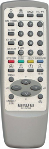 AIWA RC-ZVT03 [TV] пульт ДУ  для телевизора - магазин Remote - Фото 1