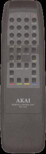 AKAI RC-61A [TV] пульт ДУ  для телевизора - магазин Remote - Фото 1