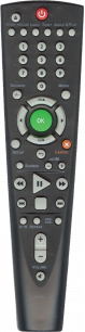BBK LT-115  [TV+DVD] пульт ДУ  для телевизора - магазин Remote - Фото 1