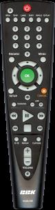 BBK RC026-01R [DVD] пульт ДУ для DVD, Blu-ray, DVD систем и домашних кинотеатров - магазин Remote - Фото 1