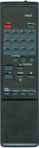 HITACHI FUJIAN VM-222 [TV] пульт ДУ  для телевизора - магазин Remote - Фото 1