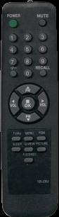 LG 105-230J [TV] пульт ДУ  для телевизора - магазин Remote - Фото 1