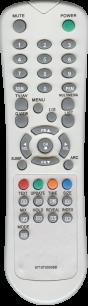 LG 6710T00008B (корп GLOBO 550D) [PLASMA, LCD TV] пульт ДУ  для телевизора - магазин Remote - Фото 1