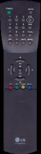 LG 6710V00007A [TV] пульт ДУ  для телевизора - магазин Remote - Фото 1