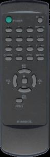 LG 6710V00017E [TV] пульт ДУ  для телевизора - магазин Remote - Фото 1