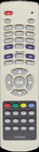 EUROSAT DVB-8004 / EUROSKY DVB-8004 [SAT] пульт ДУ для спутниковых и кабельных тюнеров - магазин Remote - Фото 1