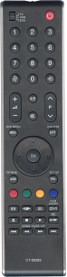 TOSHIBA CT-90296 [PLASMA, LCD TV] пульт ДУ  для телевизора - магазин Remote - Фото 1