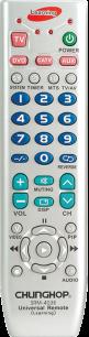CHUNGHOP SRM-403E универсальный обучаемый [UNIVERSAL] пульт ДУ универсальные - магазин Remote - Фото 1