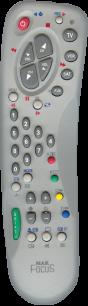 FOKUS универсальный обучаемый программируемый [UNIVERSAL] оригинальный пульт ДУ универсальные - магазин Remote - Фото 1