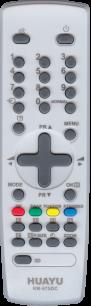HUAYU DAEWOO RM-675DC LCD TV универсальный [UNIVERSAL] оригинальный пульт ДУ универсальные - магазин Remote - Фото 1