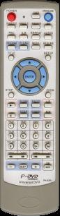 DVD PA-838J универсальный [UNIVERSAL for DVD] оригинальный пульт ДУ универсальные - магазин Remote - Фото 1