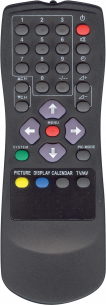 AKIRA ABL-15 [TV] пульт ДУ  для телевизора - магазин Remote - Фото 1
