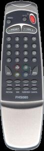 AKIRA FHS085 [TV] пульт ДУ  для телевизора - магазин Remote - Фото 1