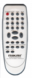 AVEST/ARVIN/NIKAI  [TV] пульт ДУ  для телевизора - магазин Remote - Фото 1