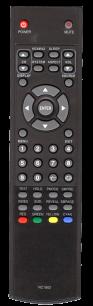 BBK RC 1902 LCD [TV] LT2428 пульт ДУ  для телевизора - магазин Remote - Фото 1