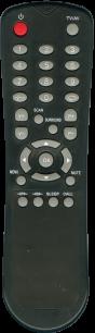 BRAVIS LCD 1501 [TV] пульт ДУ  для телевизора - магазин Remote - Фото 1