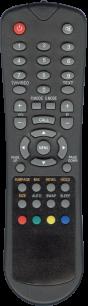 BRAVIS LCD [TV] BLACK пульт ДУ  для телевизора - магазин Remote - Фото 1