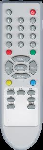 AKIRA HOF08B11 / SUPRA HOF08B11 / HYUNDAI HOF08B11 / ERISSON HOF08B11 /THOMSON HOF08B11 [TV] пульт ДУ  для телевизора - магазин Remote - Фото 1