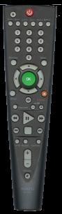 HUAYU BBK RM-D663 универсальный [UNIVERSAL for DVD] оригинальный пульт ДУ универсальные - магазин Remote - Фото 1