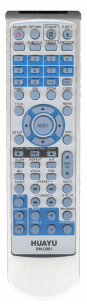 HUAYU BBK RM-D901 HOME THEATRE [UNIVERSAL for DVD] оригинальный пульт ДУ универсальные - магазин Remote - Фото 1