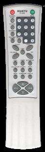 HUAYU SATURN/ TCL/SHIVAKI TC-802E TV универсальный [UNIVERSAL] оригинальный пульт ДУ универсальные - магазин Remote - Фото 1