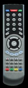 OPENBOX S-1 [SAT] пульт ДУ для спутниковых и кабельных тюнеров - магазин Remote - Фото 1