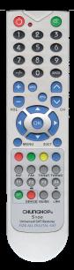 CHUNGHOP RM-S100 SAT [UNIVERSAL] универсальный программируемый и обучаемый оригинальный пульт ДУ универсальные - магазин Remote - Фото 1