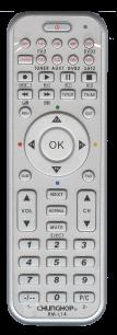 CHUNGHOP RM-L14 универсальный обучаемый 14 в 1 [UNIVERSAL] пульт ДУ универсальные - магазин Remote - Фото 1