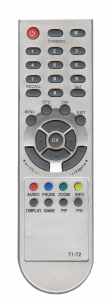 TIGER  T1-T2/SKYON DSR-1350 [SAT] пульт ДУ для спутниковых и кабельных тюнеров - магазин Remote - Фото 1