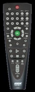BBK RC 118 [DVD] пульт ДУ для DVD  и домашних кинотеатров - магазин Remote - Фото 1