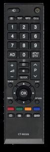 TOSHIBA CT-90326 [PLASMA, LCD TV] пульт ДУ  для телевизора - магазин Remote - Фото 1