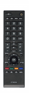 TOSHIBA CT-90336 [PLASMA, LCD TV] пульт ДУ  для телевизора - магазин Remote - Фото 1
