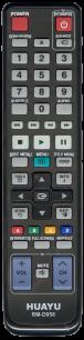 HUAYU SAMSUNG RM-D958 Blu-Ray+TV универсальный  [UNIVERSAL for DVD] оригинальный пульт ДУ универсальные - магазин Remote - Фото 1