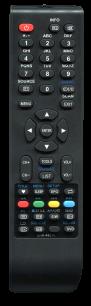BRAVIS GHK-4421A / ELEKTRON GHK-4421A / HYUNDAI GHK-4421A  [TV] пульт ДУ  для телевизора - магазин Remote - Фото 1
