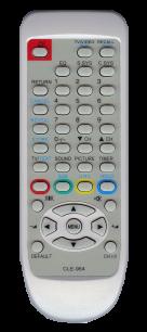 HITACHI CLE-964 [TV] пульт ДУ  для телевизора - магазин Remote - Фото 1