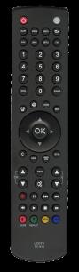 SHARP RC-1910 [LCD, LED TV] пульт ДУ  для телевизора - магазин Remote - Фото 1