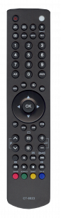 TOSHIBA CT-8023 [LCD, TV+DVD] пульт ДУ  для телевизора - магазин Remote - Фото 1