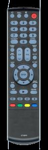 TOSHIBA CT-8010 [TV] пульт ДУ  для телевизора - магазин Remote - Фото 1