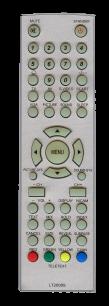 BBK LT2008S [TV] пульт ДУ  для телевизора - магазин Remote - Фото 1