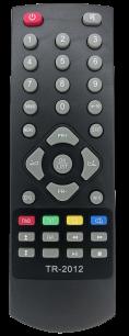 TRIMAX T2 TR-2012 HD [DVB-T2] пульт ДУ Т2 тюнера - магазин Remote - Фото 1