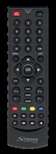STRONG T2 SRT 8500 [DVB-T2] пульт ДУ Т2 тюнера - магазин Remote - Фото 1